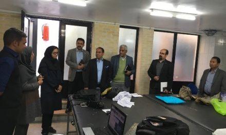 بازدید مدیران عامل دو شرکت هندی فعال در حوزه پوشاک از دانشگاه امام جواد(ع) یزد
