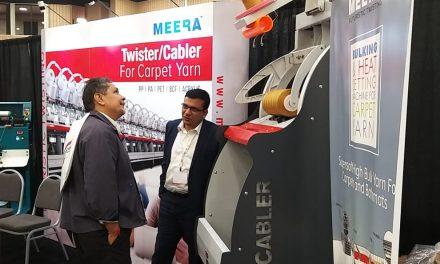 حضور شرکت MEERA در نمایشگاه ۲۰۱۹ USA